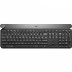 Logitech CRAFT ADVANCED Wireless Klavye (İngilizce) 920-008504