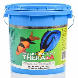 New Life Spectrum Thera + A Regular Formula 100gr Kovadan Bölme