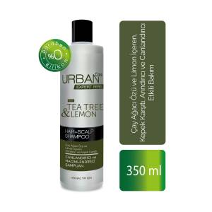 URBAN Care  EXPERT Tea Tree & Lemon  Shampoo  350 ml