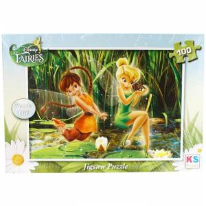 Ks Games Fairies Puzzle 100'lü - FA714