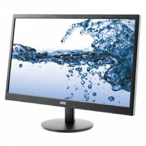 Aoc 21.5inc e2270swn led 5ms siyah d-sub