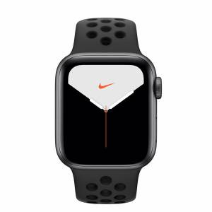 Apple Watch Nike Series 5 40M Space Grey Aluminium Case With Anthracite/Black Nike Sport Band