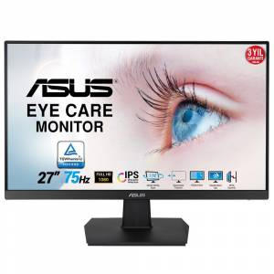 Asus VA27EHE 27'' 5ms 75Hz Full HD IPS Adaptive Sync Monitör