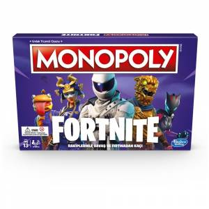 Monopoly Fortnite E6603