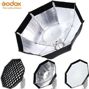Godox AD-S7 48cm 18'' Softbox for for WITSTRO Flash AD180-200-360