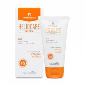 Heliocare Ultra Protection Gel 90 UVB/UVA 50ml