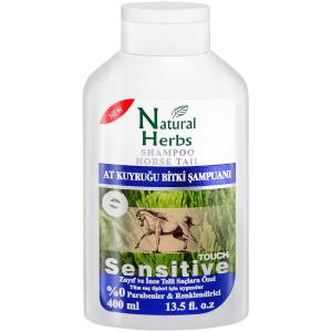 Natural Herbs Horse Tail Şampuan 400ml.
