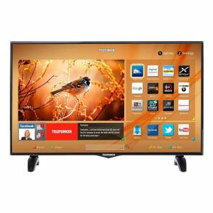 Telefunken 49TF6520 43 inç 124 Ekran Uydu Alıcılı Full HD Smart LED TV