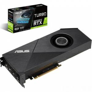 Asus Turbo GeForce RTX 2070 8G EVO 8GB 256Bit GDDR6 (DX12) PCI-E 3.0 Ekran Kartı (TURBO-RTX2070-8G-E
