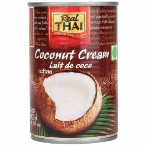 Real Thai Coconut Cream (400mL)
