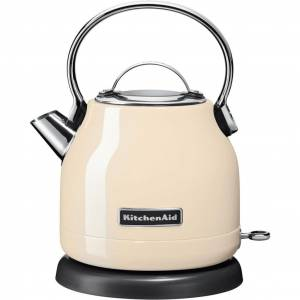 KitchenAid 5KEK1222EAC Almond Cream 1.25 Litre Kettle