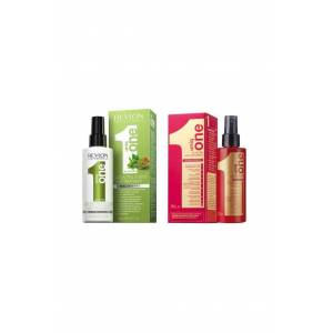 Revlon Uniq One Bakım Spreyi 150 ml+One Green Tea Hair Trzeatment 150 ml