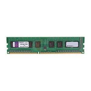 KINGSTON 4GB 1600MHz DDR3 Value PC Kutulu RAM KVR16N11S8-4