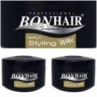 Bonhair Styling Wax 140ml Vax 2 adet Vaks
