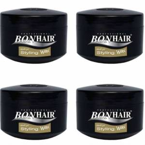 Bonhair Styling Wax 140ml Vax 4 adet Vaks