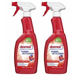 Domol Ultra Power Yağ Çözücü Sprey 2 x 750 ml