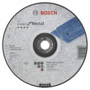Bosch Expert for Metal 2306,0 mm Bombeli Taşlama Diski
