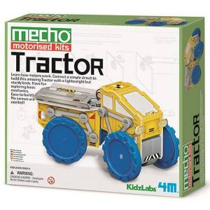 4M Mecho Motorised Tractor 3406  4M