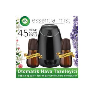 Airwick Essentials Kit Yasemin + Lavanta yedek