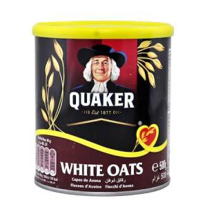 QUAKER White Oats Quick Cooking 2500g1 kg