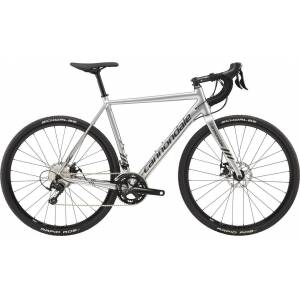 Cannondale Caadx 105 Disc Cyclocross Bisiklet - Gri 54 cm