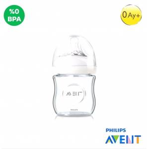 PHİLİPS AVENT SCF671/17 NATURAL CAM BİBERON 120 ML