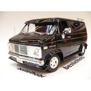 CHEVROLET GMC G SERIES VAN 1976 HIGHWAY 61 bestelhobi