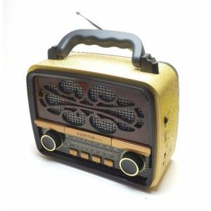 EVERTON RT-880BT RADYO NOSTALJİK BLUETOOTHLU USB-TF