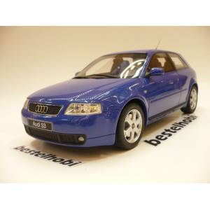 AUDI S3 BLUE OTTO MODEL bestelhobi