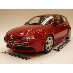 ALFA ROMEO 147 GTA RED OTTO MODEL bestelhobi