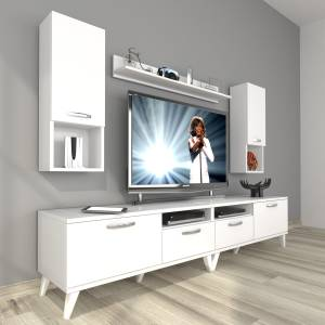 DECORAKTİV EKO 5220DA MDF RETRO TV ÜNİTESİ TV SEHPASI TV UNİTESİ