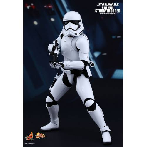 HOT TOYS - STARWARS FIRST ORDER STORMTROOPER ACTION FIGURE
