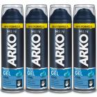 Arko Men Cool Tıraş Jeli 4x200ml