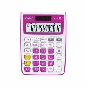 Casio MJ-12VCb Check-Correct hesap makinesi