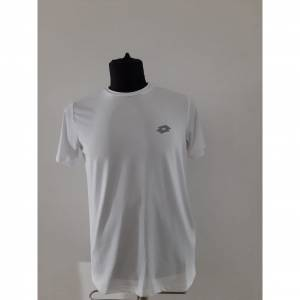 LOTTO R6743 BUFF TEE PL WHİTE/SİLVER