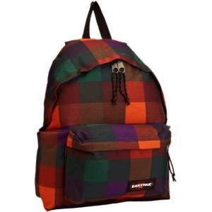 EASTPAK EK620 PADDED BAG CHECKBOOG ORANG ÇANTA