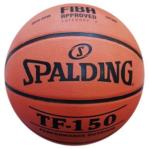 Spalding TF-150 Outdoor Fiba Onaylı 7 No Basketbol Topu