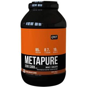 QNT Metapure Zero Carb Whey Isolate Protein Chocolate 2000GR