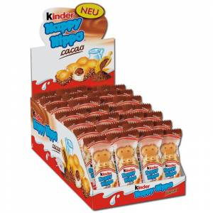 Kinder Happy Hippo Cacao 20,70GR x 28 Adet