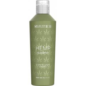 Selective Hemp Sublime Ultimate Luxury Şampuan 250 ml