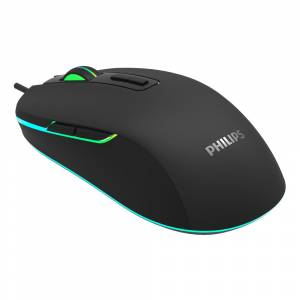 Philips Spk9414 RGB Mouse Gaming Mouse Oyuncu Mouse 7 Tuşlu E-Spor Oyuncu Mouse