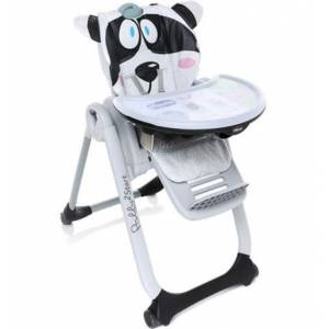 Chicco Polly 2 Start Mama Sandalyesi / Gri-Siyah Panda