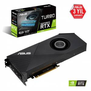 ASUS GEFORCE TURBO-RTX2060-6G 6GB GDDR6 192bit