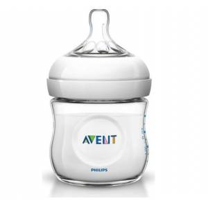Philips Avent SCF030-17 Natural PP Biberon 125 ml