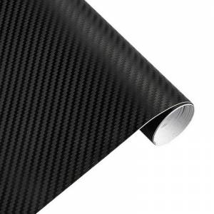 30cm x 127cm 3D Carbon Fiber Car Stickers Car Styling Accessories