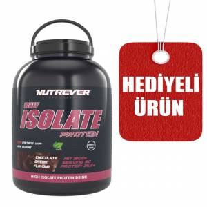 Nutrever Whey Isolate Protein 1.800 Gr
