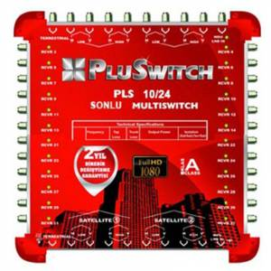 SANTRAL MULTISWITCH 10/24 SONLU PLUSWITCH ASTRACOM