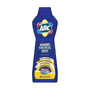 ABC SIVI KREM YENİ LİMON 750 ML