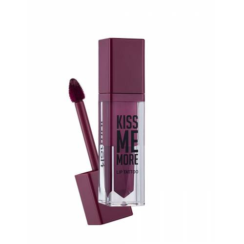Flormar Kiss Me More Lip Tattoo  Bordo Ruj  014