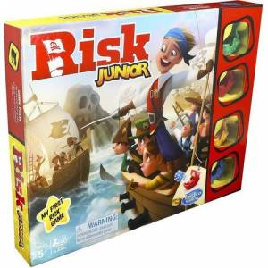 Hasbro Risk Junior E6936